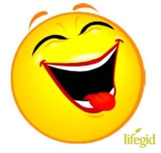 Волшебный свойства смеха!