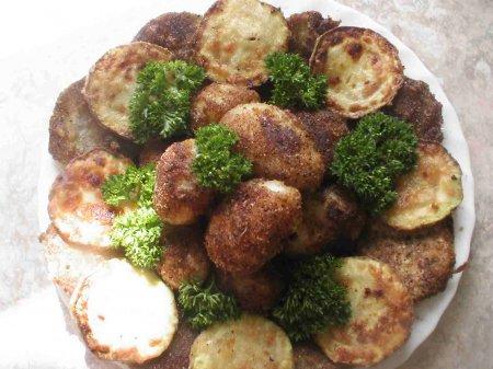 Рецепты Винкс. Картошка,кабачок волшебное второе.