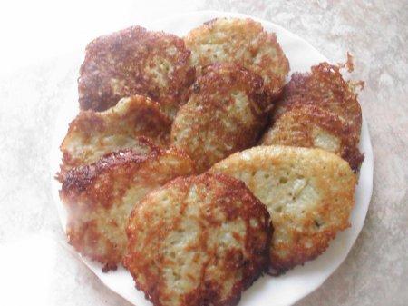 Рецепты Драники