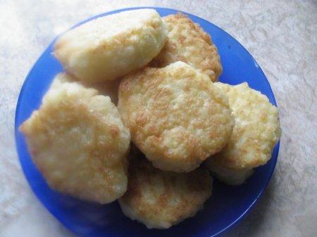 Рецепты рисовые оладьи.