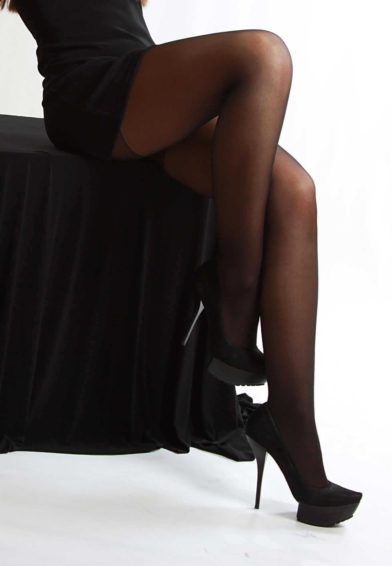 Секси ножки в чулочка фото 49-179