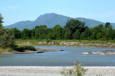 Гора Бабыр-хан