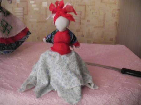 Обережная кукла мастер класс