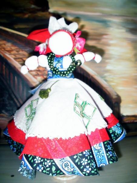кукла обережная Макошь