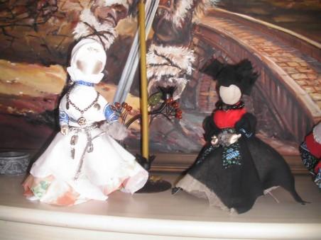 Обережные куклы