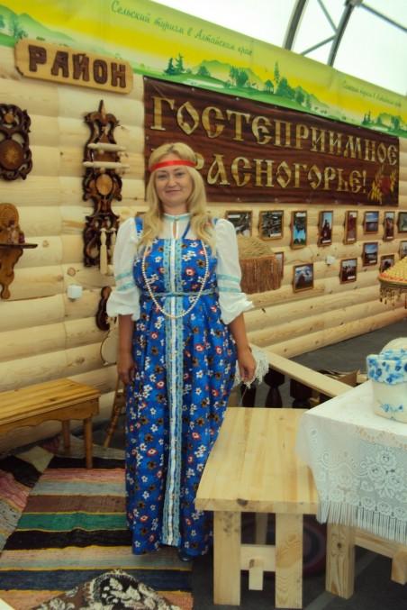 Наше гостеприимное Красногорье на фестивале сельского туризма