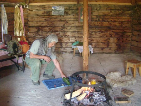 отдых в горном Алтае, тур к шаману