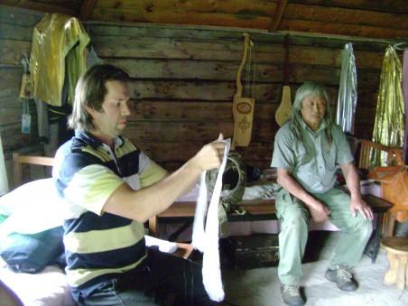 необычный отдых на Алтае, шаманы Алтая