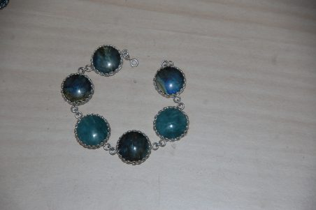 натуральные камни браслет
