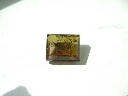турмалин камень огранка багет