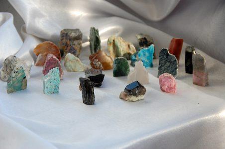 коллекция минералы