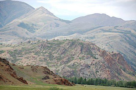 алтайские горы золотые