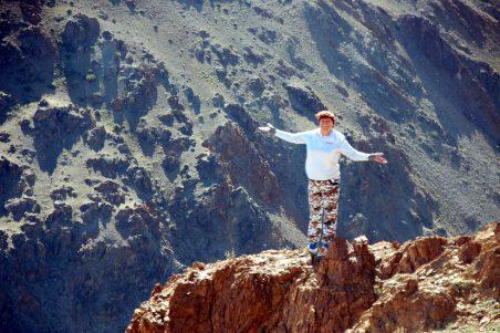 горы Алтая красная горка